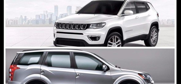 Jeep Compass vs Tata Hexa vs Mahindra XUV500: Comparison on Price, Specification and Features