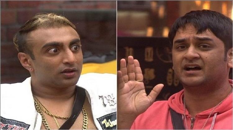 Bigg Boss 11: VJ Andy said akash is a homophobic, he reacts on Akash Dadlani and Vikas Gupta's fight