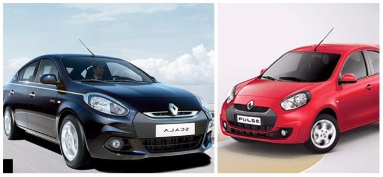 Renault discontinued Pulse, Scala, Fluence And Koleos cars in India