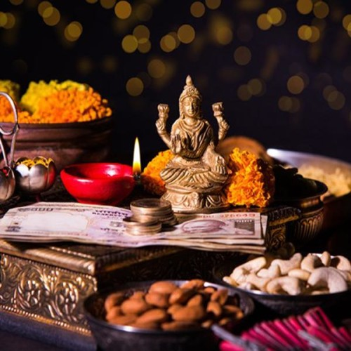 dhanteras shubh muhurat time for purchasing gold and new things