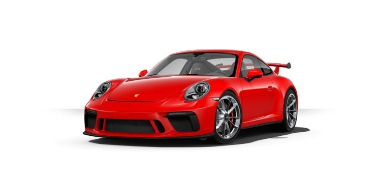 Porsche India Launched Porsche 911 GT3 at Rupees 2.31 Crore