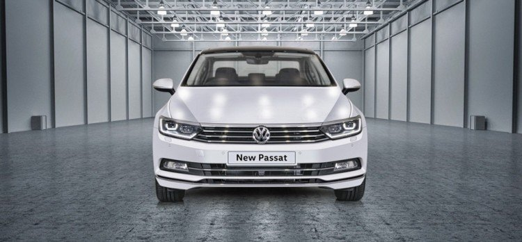 New Generation Volkswagen Passat 2017 Launched In India at Price 29.99 lakh