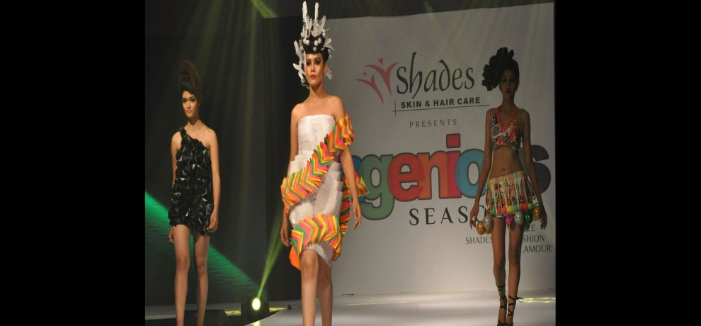 fashion show ingenious season 3 hosted for the third time in jaipur
