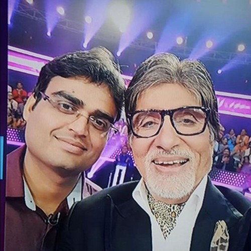 contestant vinay goyal won 12.50 lakh rupees on kaun banega crorepati
