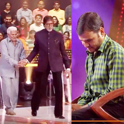 office boy yogesh sharma revealed his truth about job on kaun banega crorepati