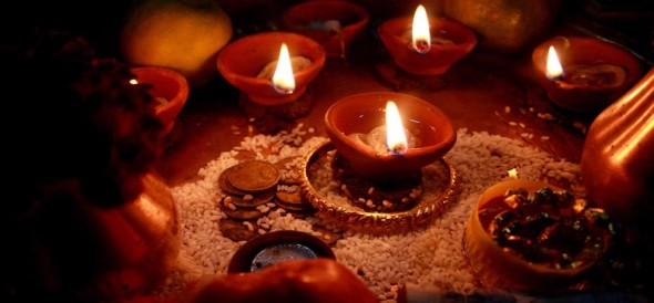 dhanteras 2017 A diya protects you from premature death