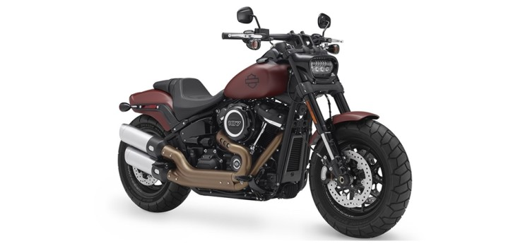 Harley Davidson: Harley-davidson Launched Softail Range Of Fat Boy, Fat Bob