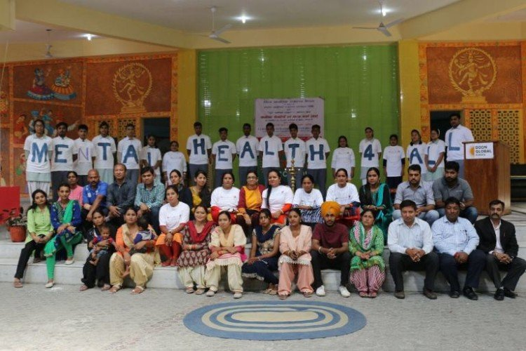 Mental illness Awareness Seminar organised at Doon Global School on World Mental Health Day