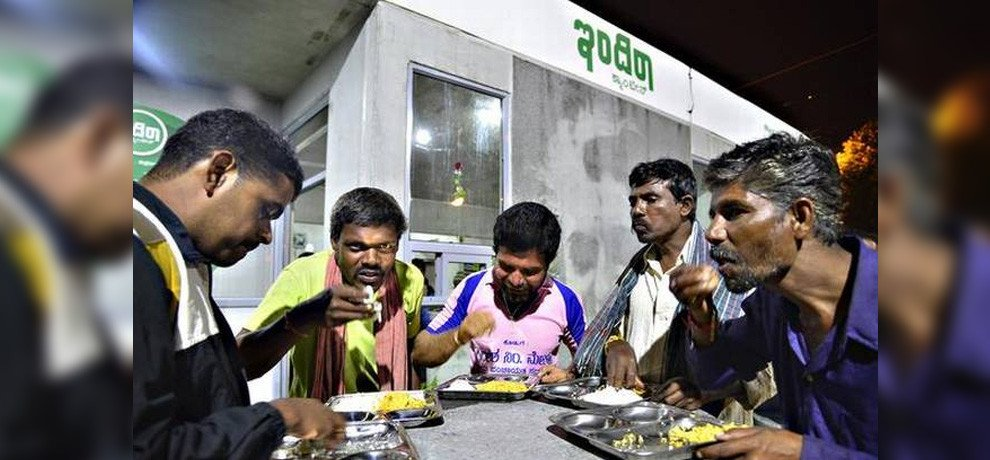 Opposition says, Karnataka governments Indira Canteen made recipe for corruption