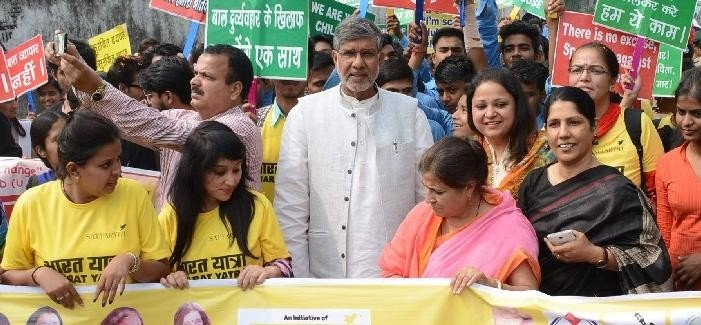 Anti Trafficking Laws will made soon said kailash satyarthi