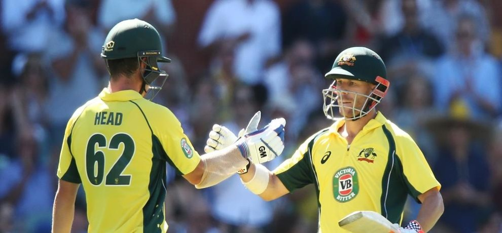 australian batsman Travis Head said aims to end India tour with win
