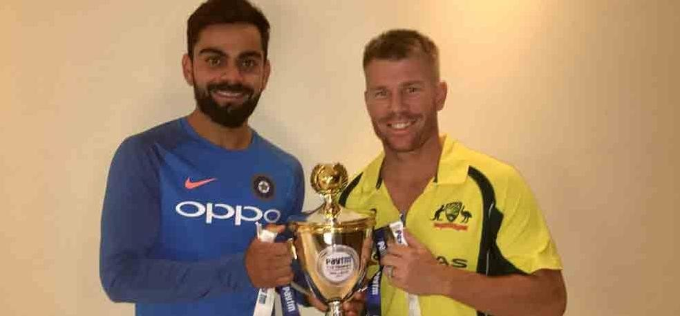 India vs Australia 3rd T-20I live from Hyderabad