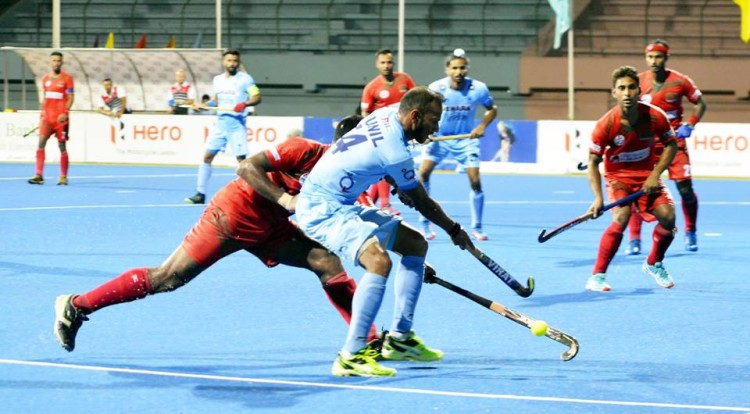 India crush Bangladesh by 7-0 in Asia Cup hockey