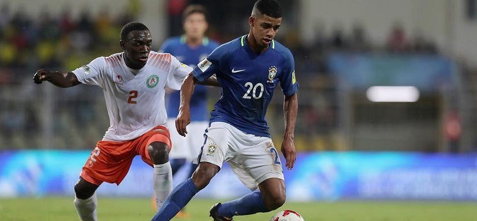 FIFA U-17 WC: नाइजर को मात देकर नॉकआउट दौर में पहुंचा ब्राजील, बरकरार रखा जीत का रिकॉर्ड