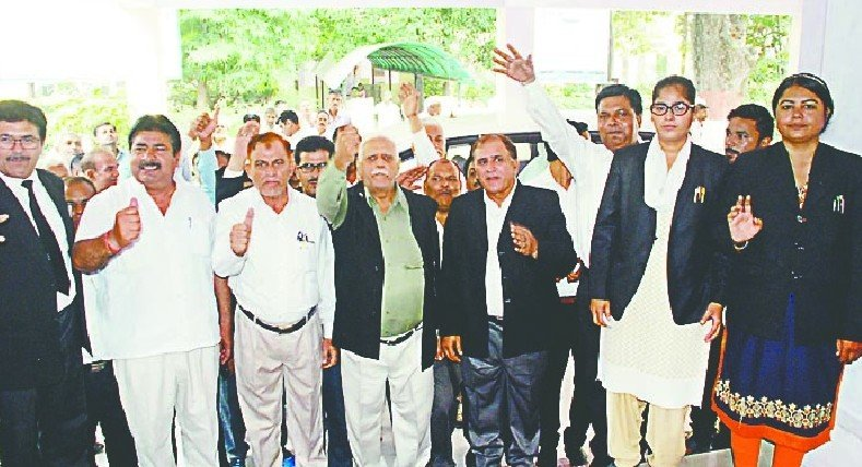 Advocates quench rallies