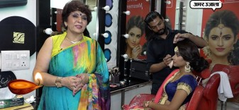 bharti taneja makeup: how to look beautiful on this diwali