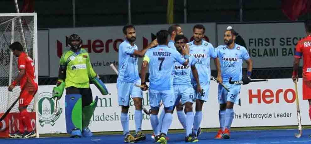 Mens Hockey coach Sjoerd Marijne said that Player-driven approach aiding India