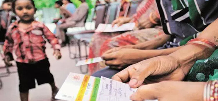 Girl dies of 'starvation in jharkhand family fails to link ration card to Aadhaar card