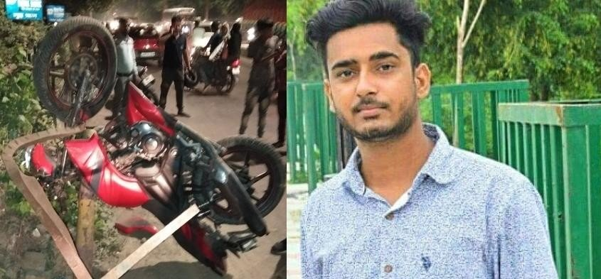 two died while performing bike stunts in Lucknow.