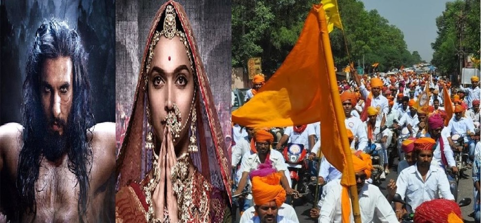 Social media on Padmavati movie stirred up with viral police letter