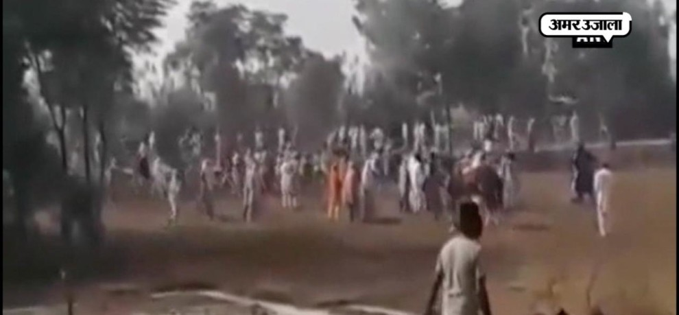 Clash erupts between two groups over land dispute, 1 killed in sangruru punjab