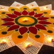 This diwali Decorate your home with these best beautiful Rangoli designs