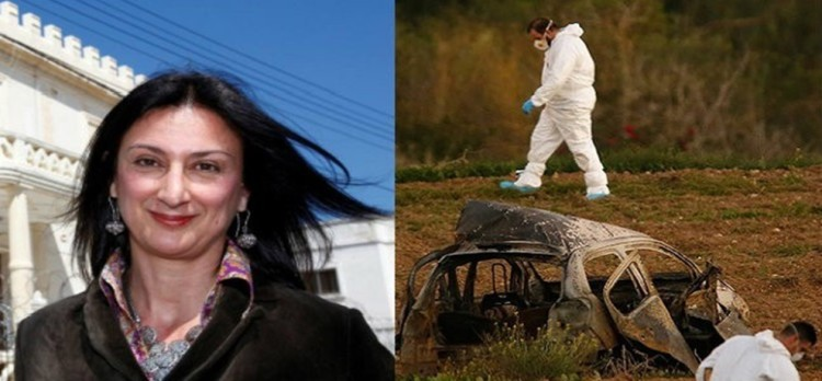 Panama Papers case Malta journalist Daphne Caruana Galizia killed in car bomb blast
