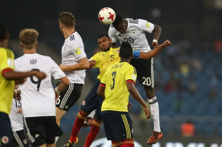 fifa u-17 wc 2017: Germany cruise into the quarter-finals after defeating Colombia by 4-0