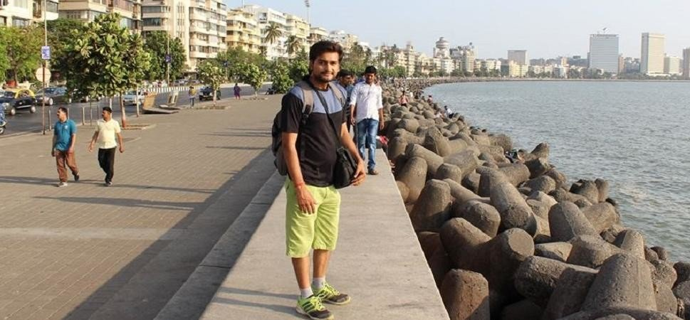 Allahabad Boy Ansh Mishra travelled india without money