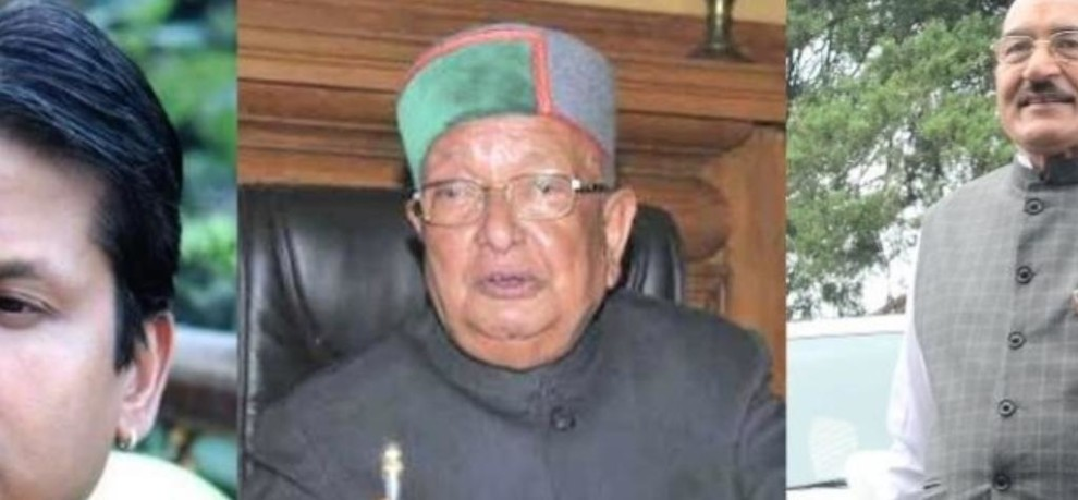 THESE HIMACHAL PRADESH LEADERS ARE DEMADING ELECTION TICKETS FOR THEIR SONS DAUGHTERS AND RELATIVES