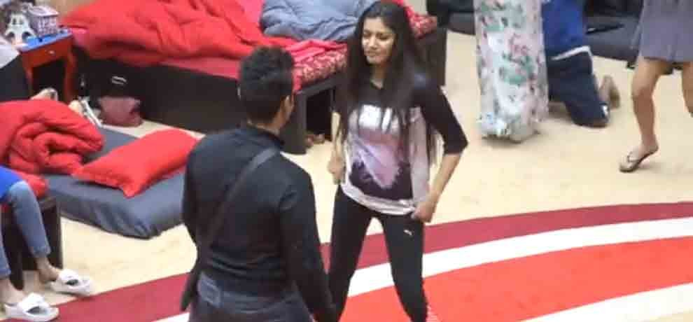 in bigg boss 11 sapna hot dance with vikas gupta and love
