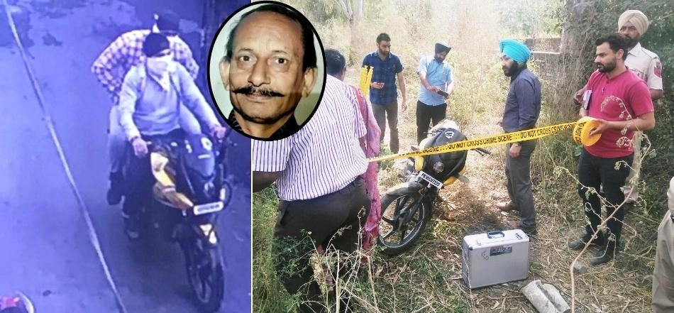Police recovers bike used by assailants for murder of RSS worker