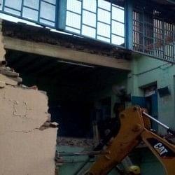 तमिलनाडु: 40 साल पुराने बस डिपो की छत गिरी, 8 की मौत, 3 जख्मी
