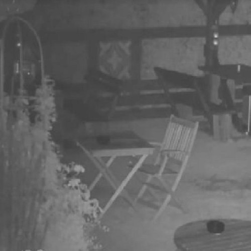 This pub known as most haunted in britain after come out this cctv