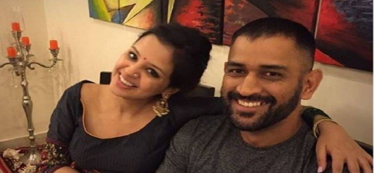 Team india former captain ms dhoni wife sakshi dhoni post instagram video