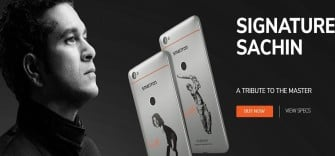Sachin Tendulkars signature Smarton Srt Phone price cut