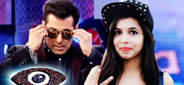 dhinchak pooja to get in bigg boss house via wild card entry in bigg boss 11