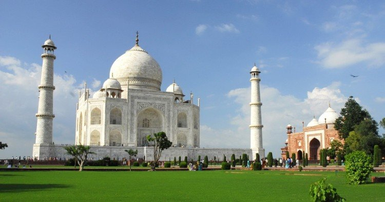 taj mahal mudpack treatment is appreciated by other countries