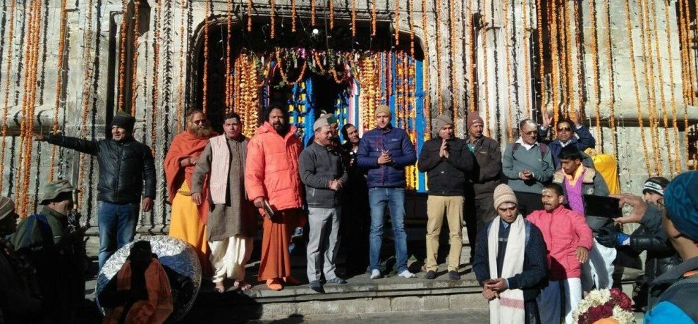 people shocked After seeing miracle in kedarnath dham