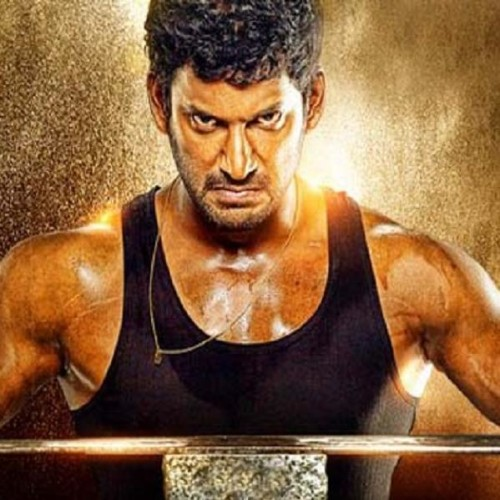 Tamil Superstar Vishal's office in Saligramam raided by GST Intelligence Agency