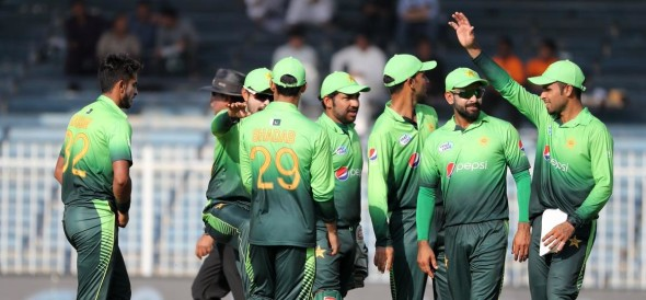 Shinwari leads Pakistan's whitewash of Sri Lanka in sharjah