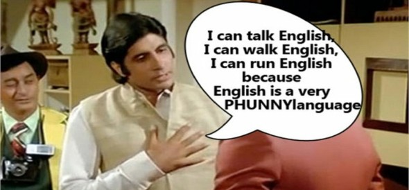 KNOW WHY PEOPLE OFTEN SPEAK ENGLISH AFTER DRINKING