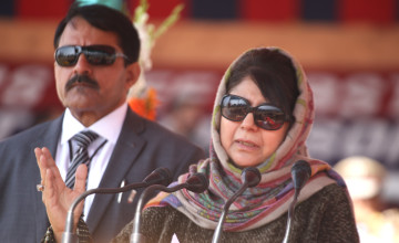 mehbooba mufti speaks about terrorism in pakistan