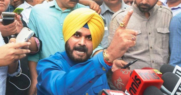 Sidhu to take legal recourse on fake accounts in his name
