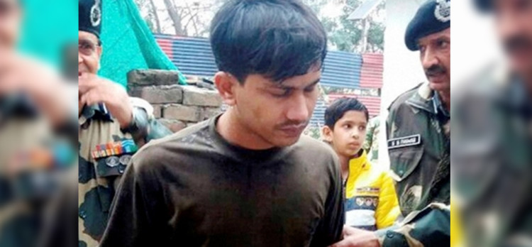 indian sepoy chandu babulal chavan who crossed LoC during surgical strike punished by court martial