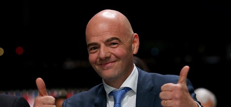 India is a football country now says FIFA chief  Gianni Infantino