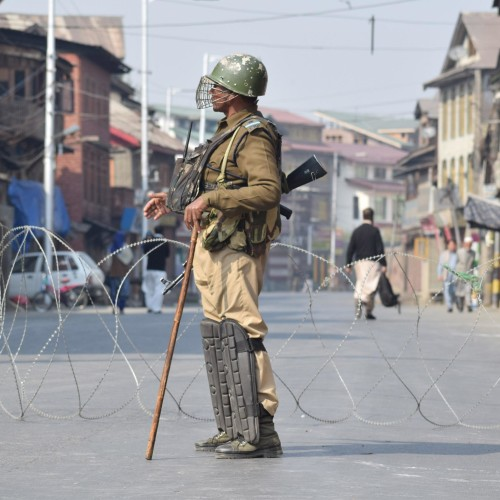 SEE PICS OF BLACK DAY IN JAMMU KASHMIR