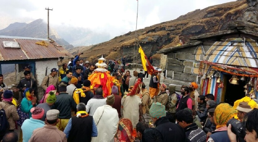 tungnath dham door closed for six months in 2017