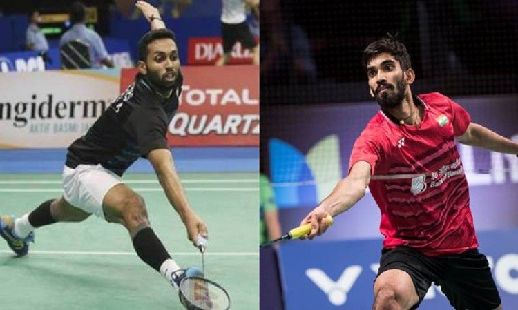 Hs prannoy beat kidambi srikanth to clinch badminton national championship