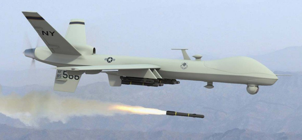 pakistan opposes america for supply of armed drones to india